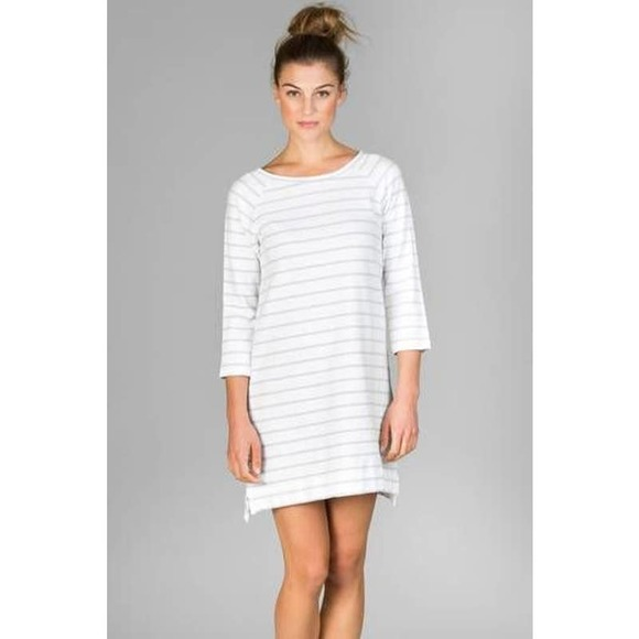 Anthropologie Lilla P Sweater Dress XS 043